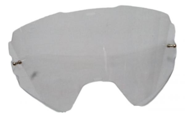 Lentile De Schimb Oneal B-20, Anti-Zgarieturi/Ceata,Pt. Pini Det.,Rez. Impact, Transparenta 0
