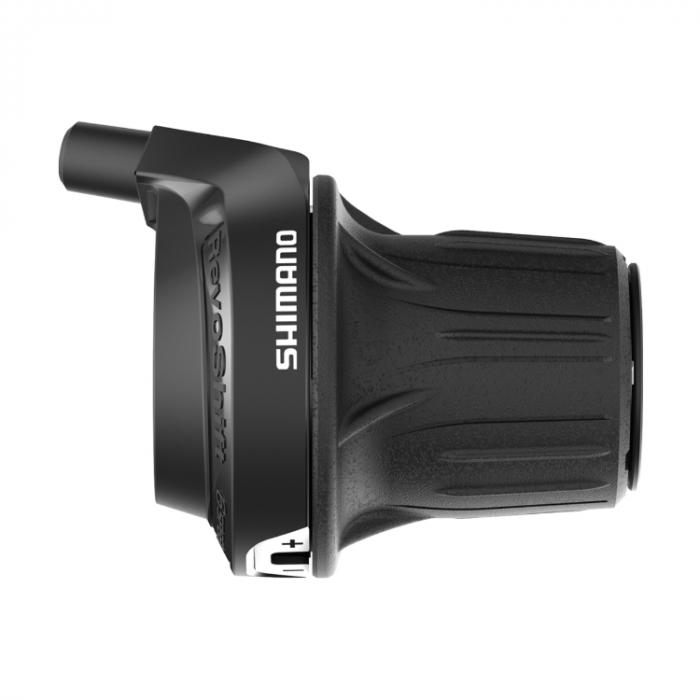 Maneta schimbator Shimano Tourney Revoshift SL-RV200-6R - Dreapta-Spate, 6 Viteze [0]