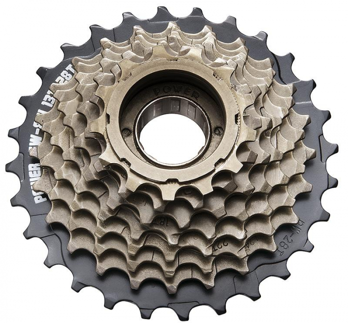 Pinione Filetate Power Friction Fw-8Si - Powercyclecomponents 13-28T [0]