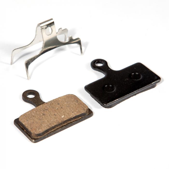 Placute Frana Disc Fibrax Semi-Metalice Ash995Eb [0]
