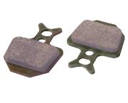 Placute Frana Disc Fibrax Semi-Organice Ash946 [0]