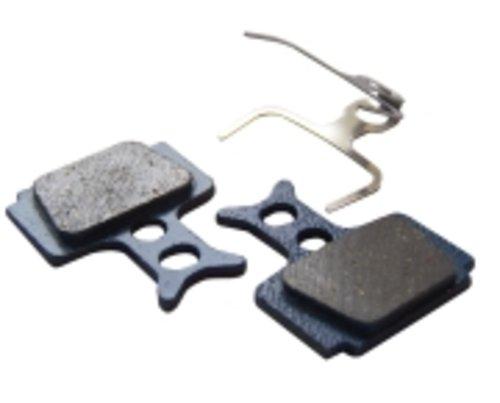 Placute Frana Disc Fibrax Semi-Organice Ash947 [0]
