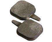 Placute Frana Disc Fibrax Semi-Organice Ash955 0
