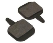 Placute Frana Disc Fibrax Semi-Organice Ash958 [0]