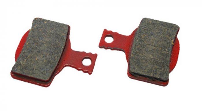 Placute Frana Disc Fibrax Semi-Organice Ash969 0