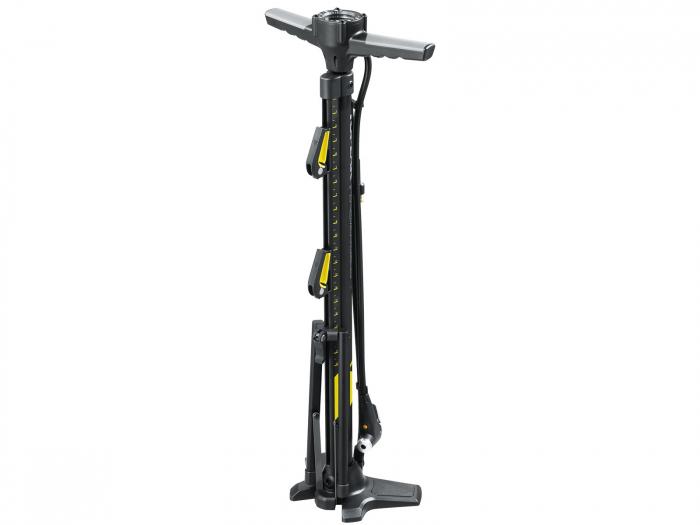 Pompa De Podea Topeak Transformer X Ttf-X01-01, Cu Stand Bicicleta, Neagra 0
