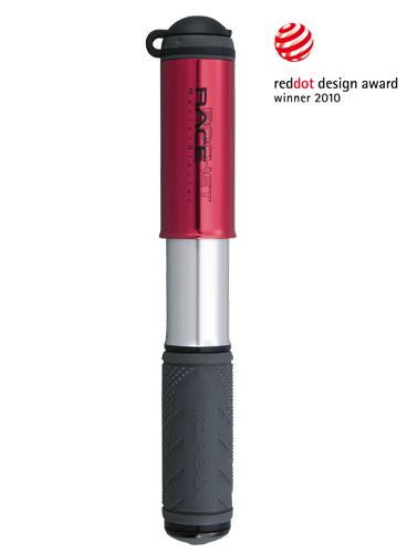 Pompa Mini Topeak Race Rocket Argintie-Rosie 0