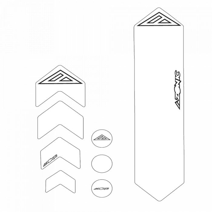 Protectie Cadru Azonic Tip Abtibild,Transparent - Azonic 0