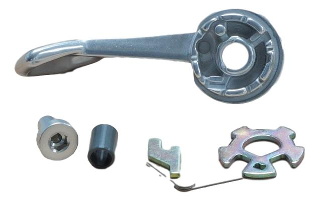 Pull Lever Assy, Right - 06 X9 / 07-09 X7 / Rocket 0