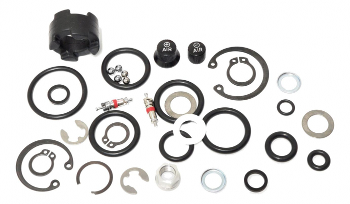 Reba/Revel/Pike Air U-Turn Service Kit - Srs-14591 0
