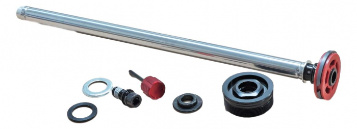 Rebound Damper And Seal Head Assembly - Domain Dual Crown 0
