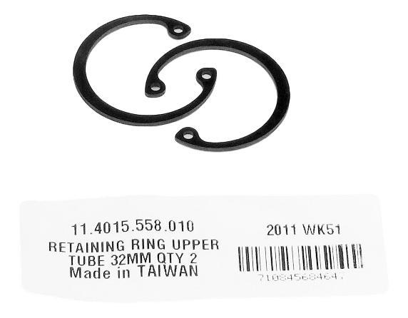 Retaining Ring, Upper Tube, 32Mm [0]