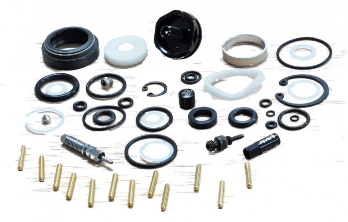 Reverb A2 Complete Service Kit 2015 New Ifp (Requires Post Bleed Tool, Oil Height Tool And Ifp Height Tool)-4775 0
