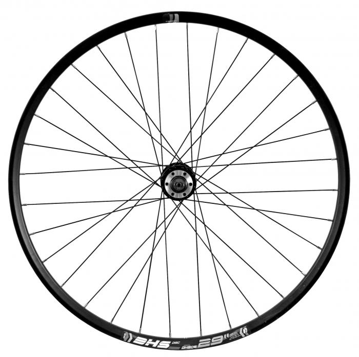 "Roata Bicicleta Fata Taurus 29"" - 2925, 622X21, Alu Dubla, Neagra, Disk Brake, Butuc Quando F/Kt-Md7F, Qr, 32H 0"