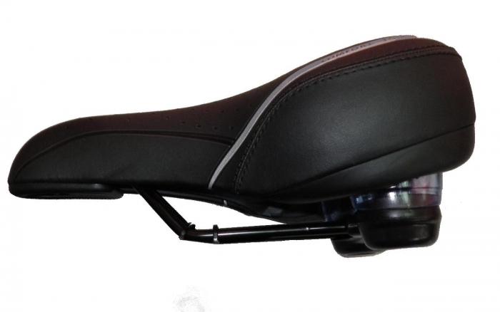 Sa Bicicleta Comfort Ddk 3301 Ergo-Comfort Touch Negru-Gri [1]
