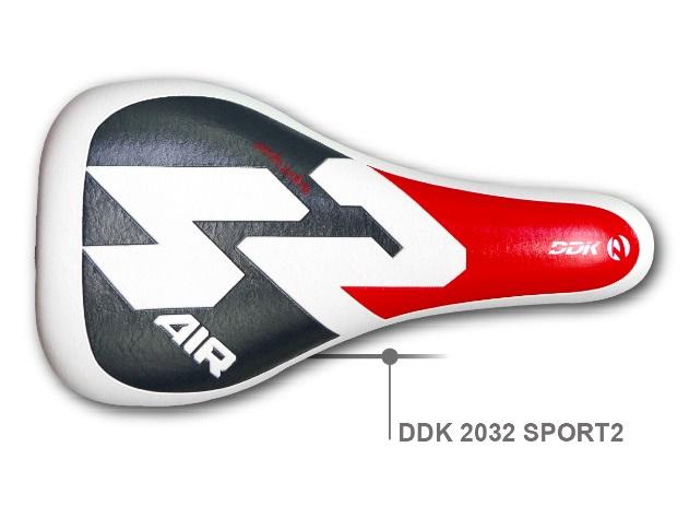 Sa Bicicleta Copii Ddk 2032 Negru-Rosu-Alb 0