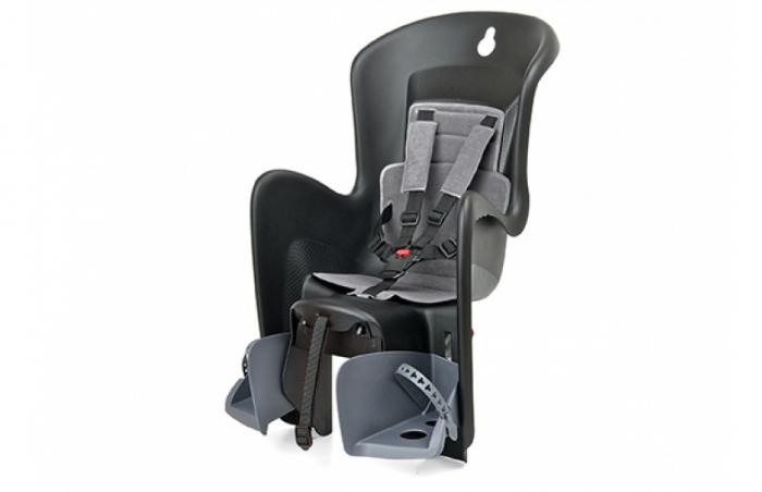 Scaun Copii Polisport Bilby Maxi Cfs, fixare fara scule pe portbagaj spate [0]