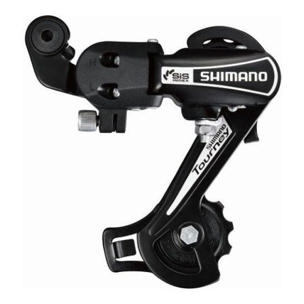 Schimbator spate Shimano Tourney RD-TY21-A GS 6 vit 0