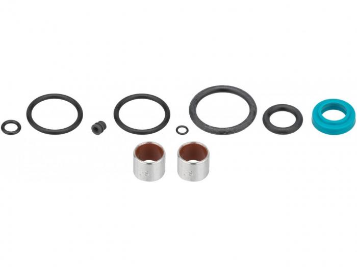 Service Kit 200 Ore Sau 1 An Amortizor Spate Rockshox Super Deluxe Coil (2018+),Include Garnituri Sealhead/Piston Si Ifp, Glide Rings,Lubrefiant,32G 0