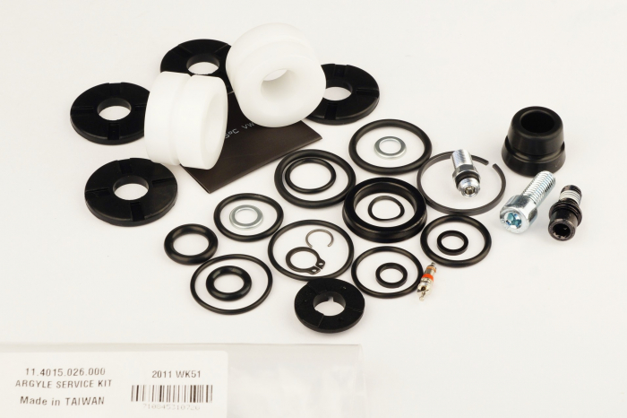 Service Kit - 2007-2010 Argyle (Solo Air And Coil), 2011 Argyle (Coil) - (Steel Upper Tubes Only) 1