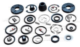Service Kit, Air U-Turn/Motion Control - 2010 Revelation [0]