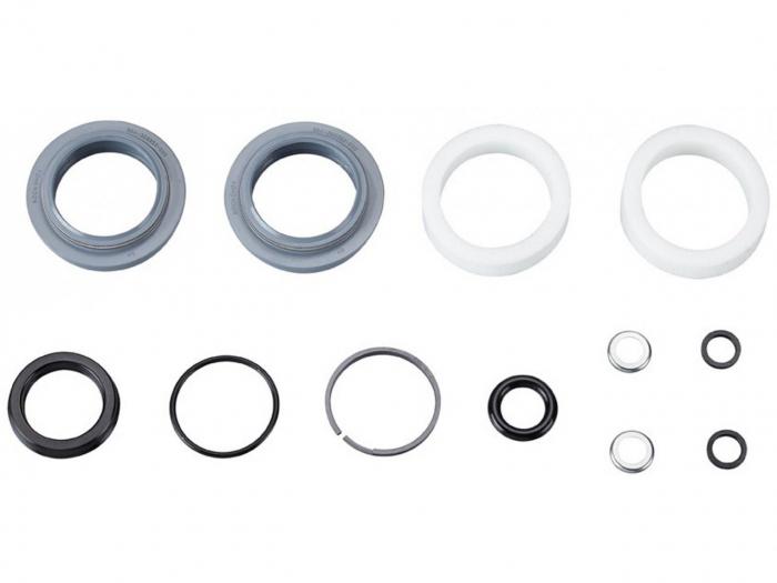 Service Kit De Baza Furca Rockshox Recon Silver Tk C1 (Non Boost) (2017+),Include Semeringuri Praf/Ulei(O-Rings,Foam Rings),60G 0