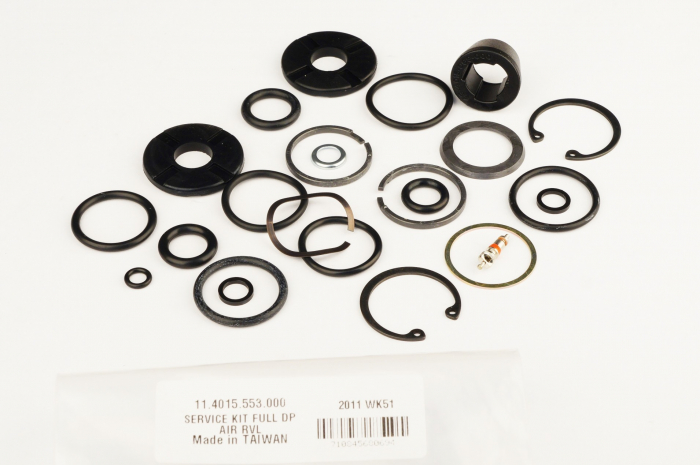 Service Kit (Full), Dual Position Air/Motion Control Dna - 2012 Revelation [1]