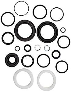 Service Kit Full (Includes Solo Air And Damper Seals, Hardware & Black Seals) - Revelation Solo Air A2-A3 (2013-2015) 0