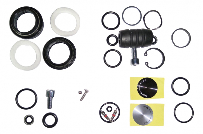 Service Kit Full Parg Gold A1 0