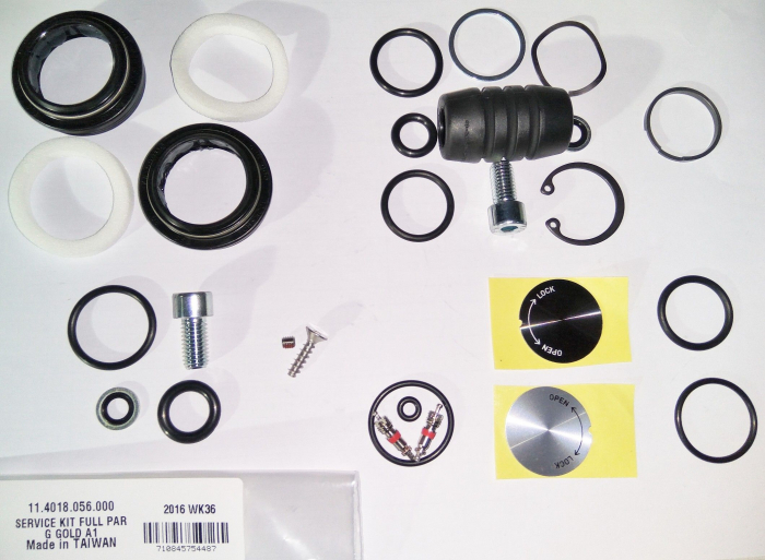 Service Kit Full Parg Gold A1 1
