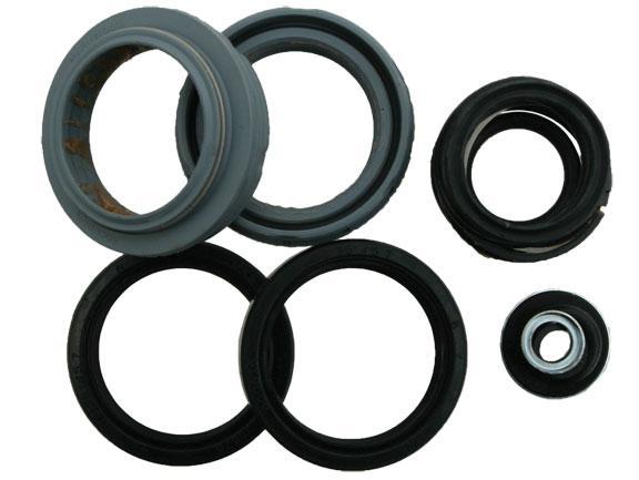 Service Kit Rs- Recon Silver'13 S-Air, Consumabile Baza: Semeringi Praf/Ulei, Bureti, All O-Rings, Set Punga 0