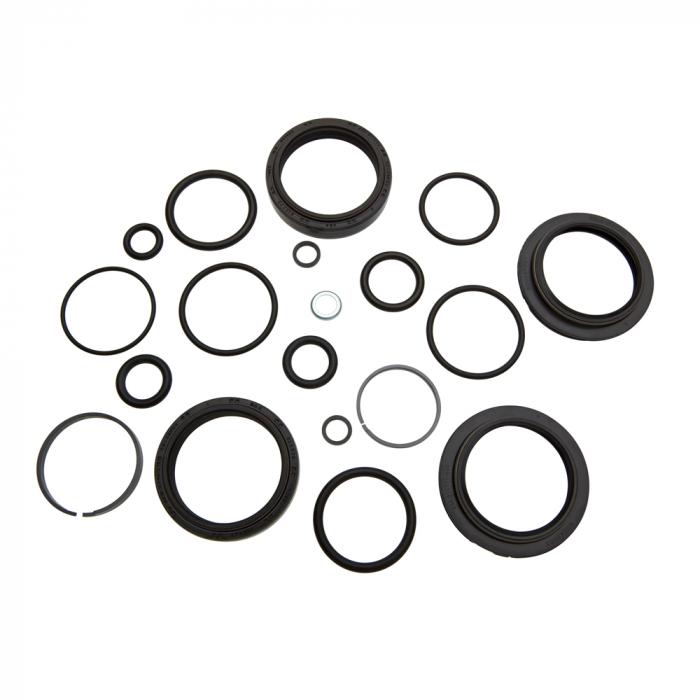 Service Kit Rs- Sektor Rl Dual-P Coil, Consumabile Baza: Semeringi Praf/Ulei, Bureti, All O-Rings, Set Punga [0]