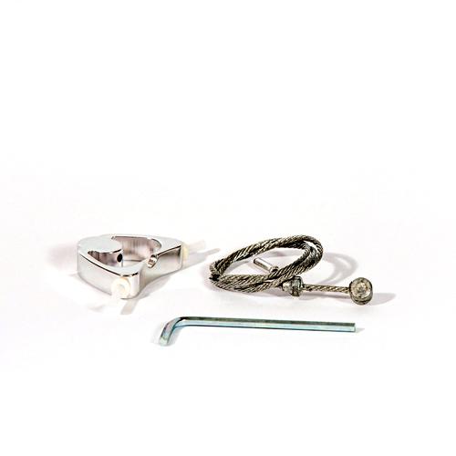 Set Cablu Frana Si Agatator Cantilever Fibrax Fcb1115 0