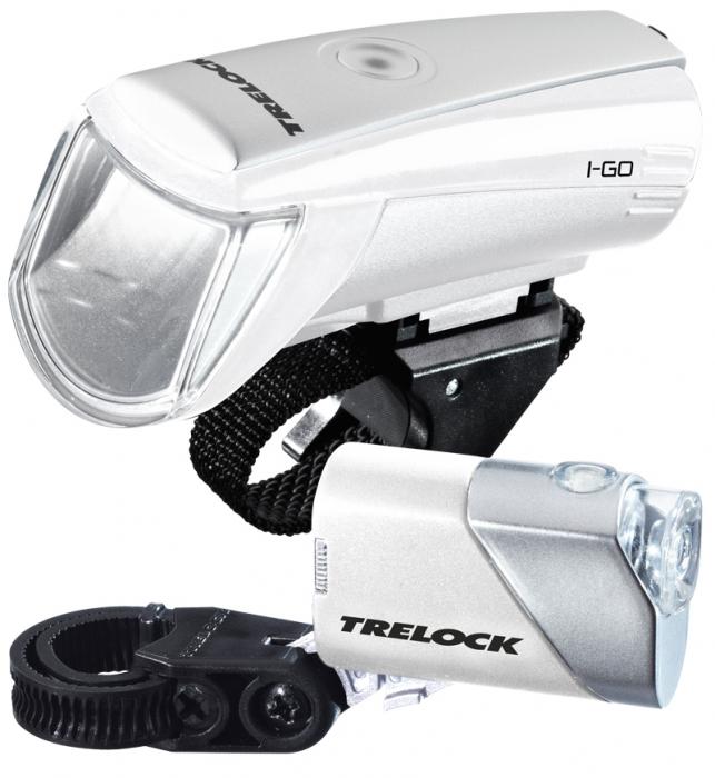 Set Far Trelock Ls 750 I-Go Batt/Ls 710 Reego Albe 0