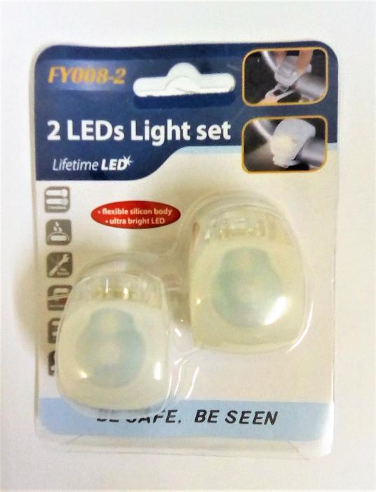 Set Luminatori Xc-Light 782, Fata-Spate 0
