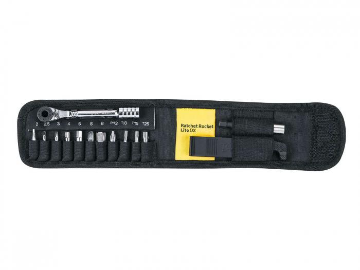 Set mini scule Topeak Ratchet Rocket Lite DX, TT2524-01 1
