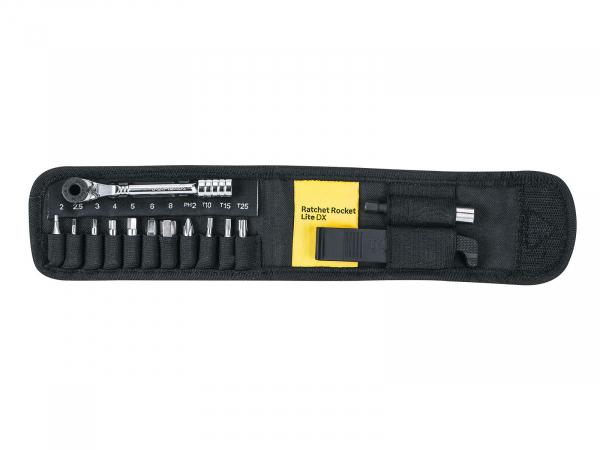Set mini scule Topeak Ratchet Rocket Lite DX, TT2524-01 5