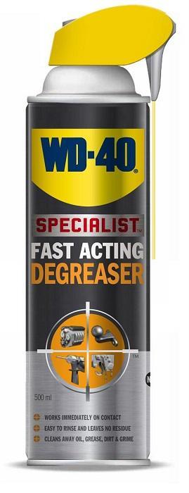 Spray Special Wd40 De-Greaser 0016 0