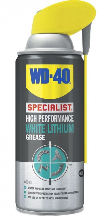 Spray Special Wd40 Vaselina White Lithium 0020 0