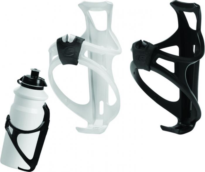 Suport Bidon Flexy Universal Negru, flexibil plastic+guma 2
