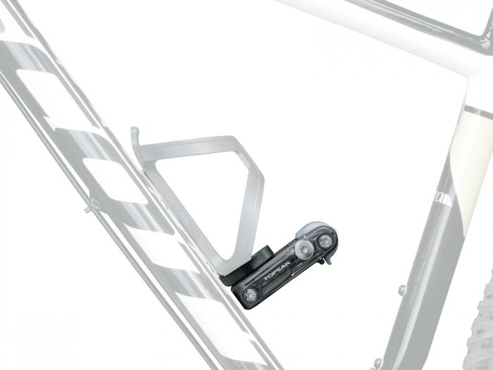 Set Scule Topeak Ninja Tnj-Tm - Argintiu [1]