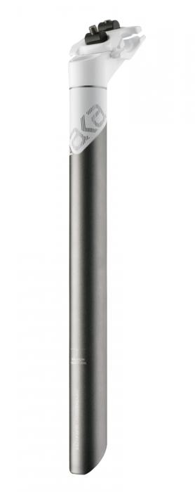Tija Sa Truvativ Aka 27.2, L400 mm, inclin 25, gri [0]