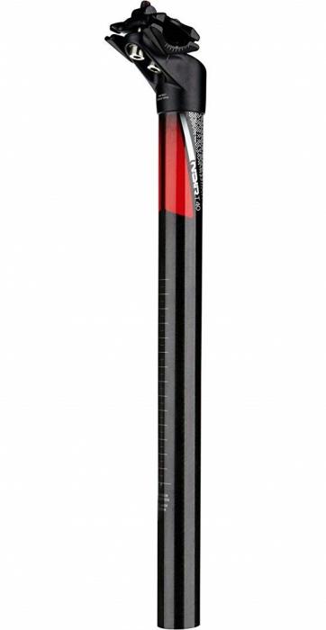 Tija Sa Truvativ Noir T40 Carbon, L400 mm, 30.9 diametru, inclin. 0 [1]