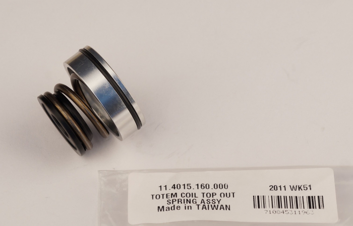 Totem Coil Top Out Spring Assy 1