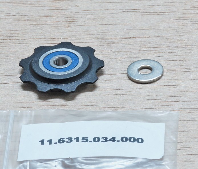Truvativ X0 Chain Guide Pulley Kit 1