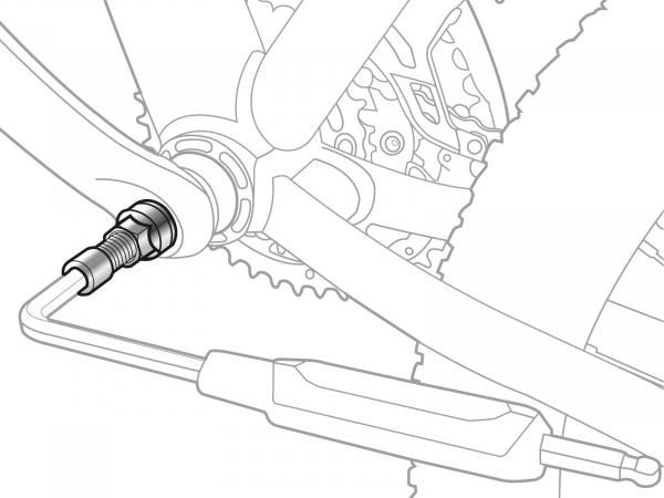 Unealta Presa Monobloc Topeak Crakpuller, Tps-Sp19 - Argintiu [1]