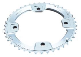 Xx Chain Ring 42T S1 120 Al6 Tungsten Grey S-Pin Bb30 10 Speed 0