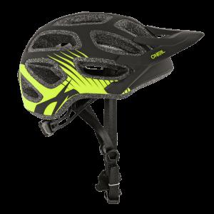 Casca ciclism O'Neal Thunderball Airy, neagra/galben-neon, XXS-M.52-57cm1