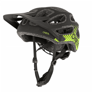 Casca ciclism O'Neal Thunderball Airy, neagra/galben-neon, XXS-M.52-57cm3