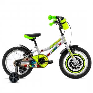 Bicicleta Copii Dhs 1603 - 16 Inch, Negru [1]